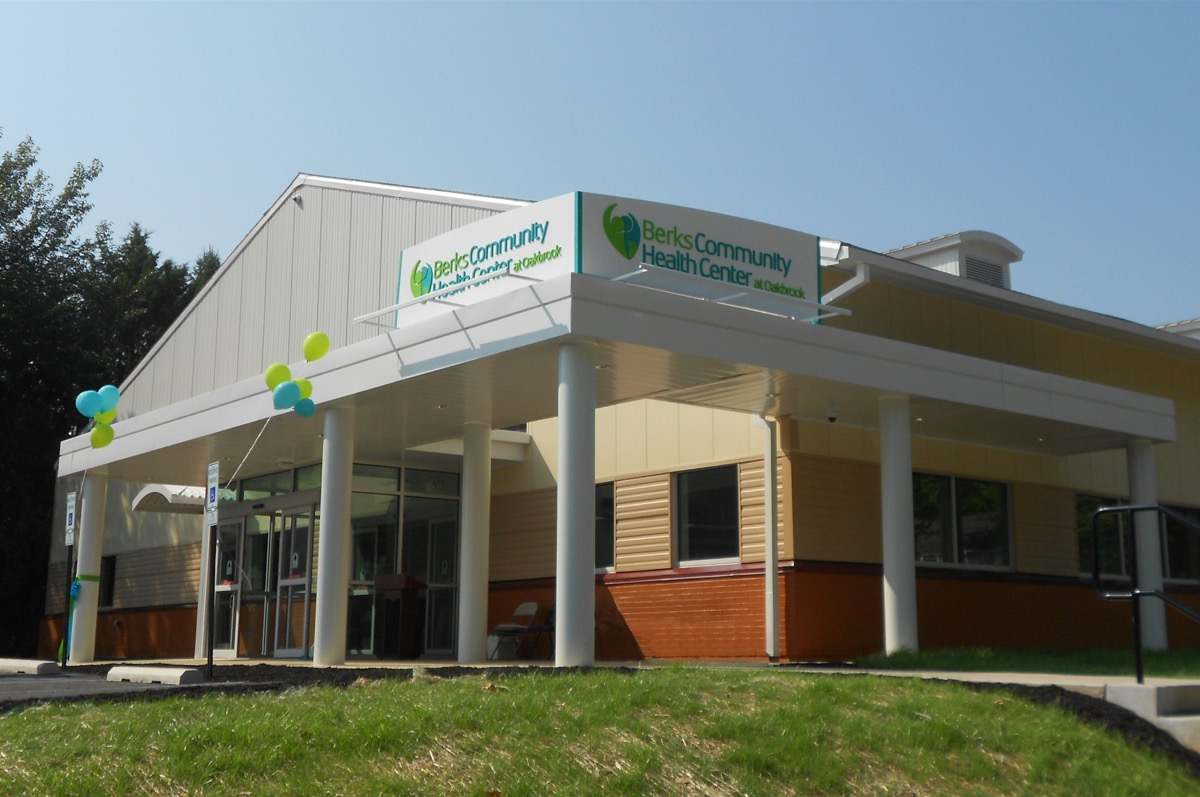 Berks Community Health Center - Olsen Design Group ...