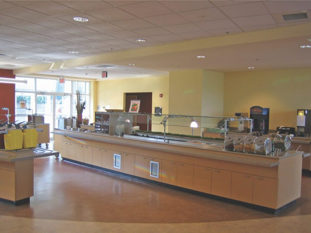 Caron Treatment Centers Adolescent Dining Commons