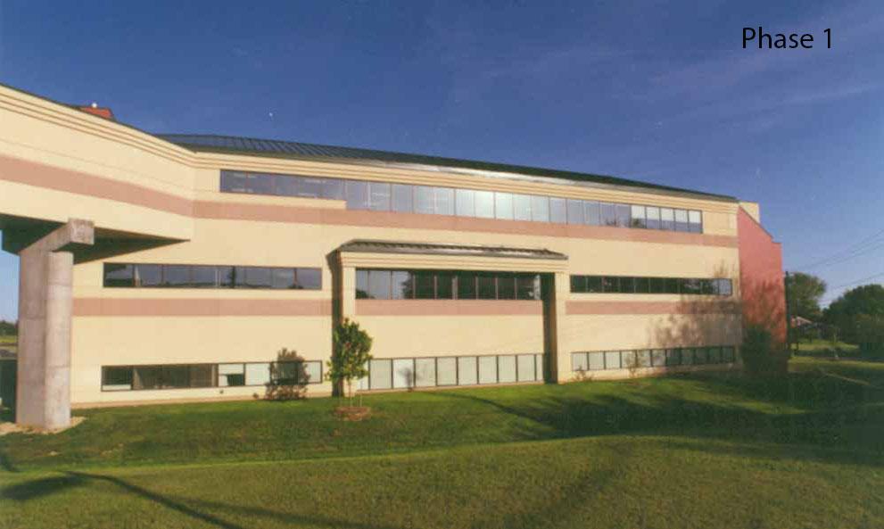 Lancaster Laboratories Phase 1