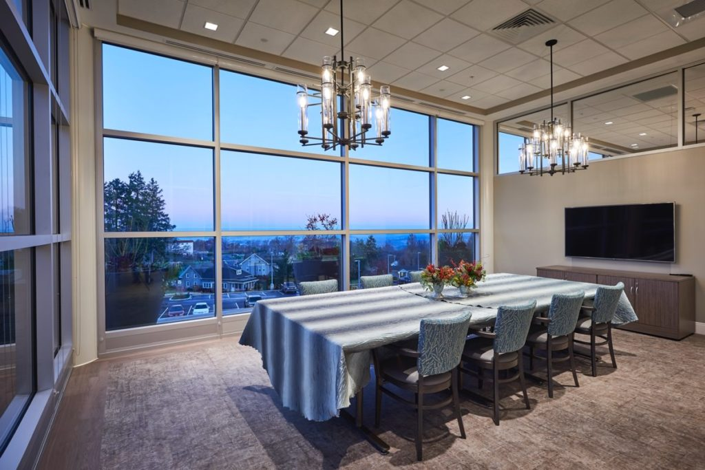 Caron Treatment Centers - Neag Medical Center Private Dining, Olsen Design Group
